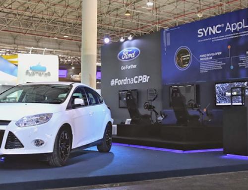 Ford muestra los avances en tecnología y promueve la innovación en el Campus Party