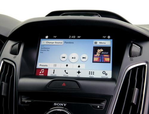 Ford presentará el Nuevo SYNC 3 en el CES 2016