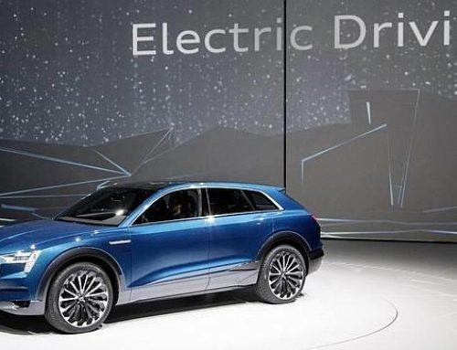 Audi prepara su red de producción para la movilidad del futuro