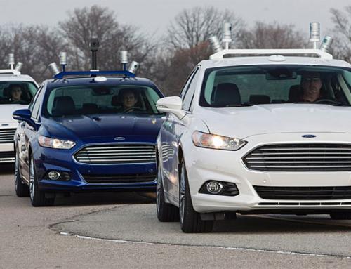 Ford obtuvo un récord de patentes por innovaciones en 2015