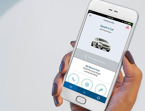 Ford presentó la nueva plataforma FordPass