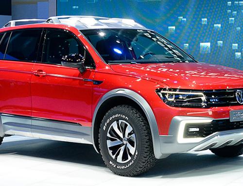 Volkswagen Tiguan GTE Active Concept estreno mundial en Detroit