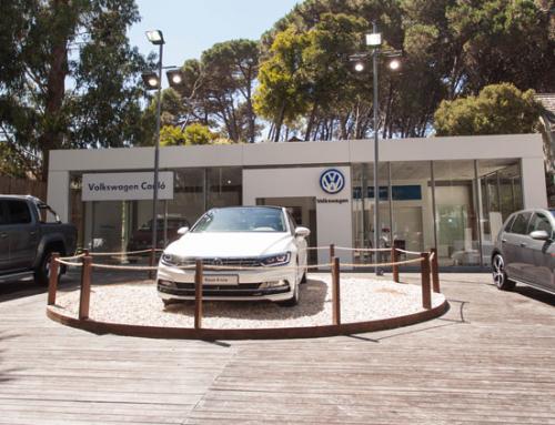 Visitamos el stand de Volkswagen en Cariló y el Amarok Point en Pinamar