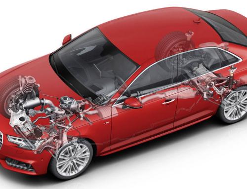 Audi presenta su nuevo sistema de tracción quattro con tecnología ultra