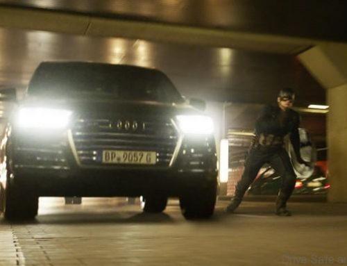 """El Audi SQ7 protagonista en la película """"Capitán América: Guerra Civil"""" de Marvel"""